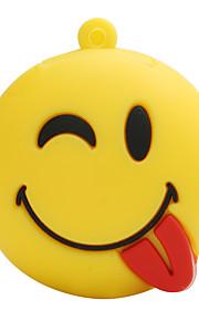 Hete nieuwe cartoon ondeugende smiley face usb2.0 8gb flash drive u schijf geheugen stick