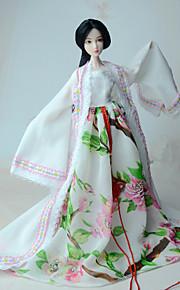 Vestidos por Muñeca Barbie  Chaqueta Vestido Para Chica de muñeca de juguete