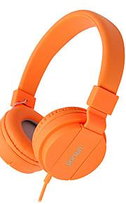Gorsun gs-778 dyb bashøretelefoner øretelefoner gaming headset 3,5 mm foldbar bærbar til telefoner mp3 mp4 computer pc musik