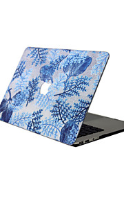 For New MacBook Pro 13 15 Air 11 13 Pro Retina 13 15 Macbook 12 Case Cover PVC Material Oil Painting Trees MacBook Case