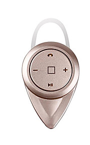 Soyto mini a9 trådløse hovedtelefoner bluetooth v4.0 headset bluetooth øretelefon trådløse håndfri universelle til mobiltelefon