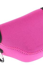Dengpin neopren blød kamera taske taske til nikon s1 s2 10-30 linse (assorterede farver)