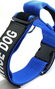 Pet halsband hund speciell justerbar
