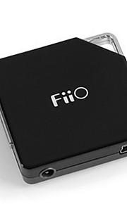 Fiio e6 fujiyama indbygget eq mini bærbar hovedtelefonforstærker hovedtelefon forstærker forstærker opgraderet version af e5