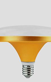 40W LED-globepærer 120 SMD 5730 3600 lm Varm hvit Hvit AC220 V 1 stk.