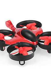 Drone T36 3ch 2 Axes - Eclairage LED Retour Automatique Vol Rotatif De 360 DegrésQuadri rotor RC Télécommande Hélices Manuel