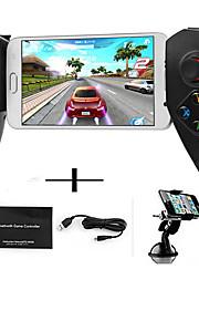 IPEGA PG - 9045 Red Spider Wireless Bluetooth 3.0 Telescopic Game Controller   Car Holder