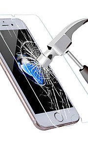 Vetro temperato Durezza 9H Estremità angolare a 2,5D Alta definizione (HD) Proteggi-schermo frontale Apple