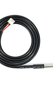 Sonde de capteur de température numérique étanche ds18b20