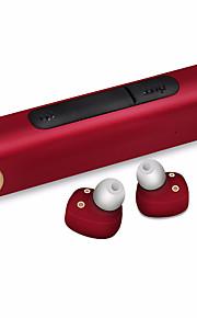 Dwuuszny zestaw słuchawkowy Bluetooth z ładowarką i mikrofonem Słuchawki douszne wysokiej jakości redukcja szumów