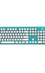 Fd ultra delgado ahorro de energía 2.4ghz teclado inalámbrico y ratón combinado para pc y mac