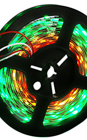 72W Flexible LED-Leuchtstreifen 6950-7150 lm DC12 V 5 m 300 Leds RGB