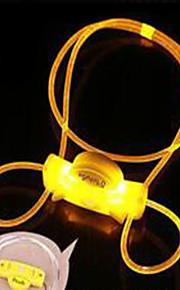 Kaulapannat Kannettava Ladattava LED-valo Turvallisuus Säädettävä Yhtenäinen