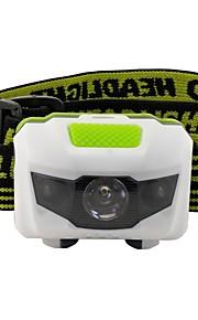 Czołówki LED 500 Lumenów 3 Tryb LED AAA LED Light Łatwy do przenoszenia Nagły wypadek Superlekkie Ochrona przeciwkurzowa Lekkość