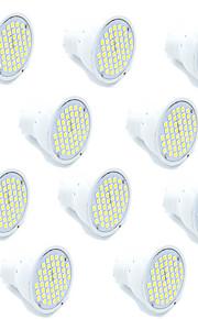 3W LED Spot Lampen MR16 48 SMD 2835 250 lm Warmes Weiß Kühles Weiß Dekorativ AC 220-240 V 10 Stück