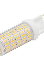 3W 2-pins LED-lampen T 86 SMD 4014 280 lm Warm wit Koel wit AC 220-240 V 1 stuks