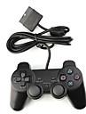 bloco de controle Dual Shock para PS2 (preto)