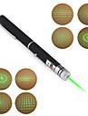 Stylo Laser Vert (5 Effets Speciaux - 5mW - 532nm - 2 x AAA)