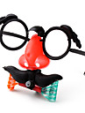 Glasses Nose Funny Mask (Assorted Colors)