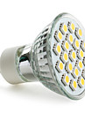 GU10 3.5 W 21 SMD 5050 220 LM 2800K K Warm wit MR16 Spotjes AC 220-240 V