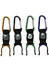 Compas/boussole / Multifonctions Multi Function Polycarbonate / PVC Jaune / Vert / Noir / Bleu Foncé