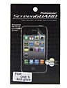 Anti-Glare LCD Screen Protector for HTC ONE S (Transparent)