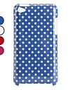 New Dots Pattern Hard Case for iPod Touch 4 (Assorted Colors)