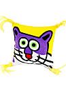 Cat Pet Toys Catnip Cartoon Yellow Textile