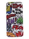 grafite concepção dura caso para o iphone 5/5s