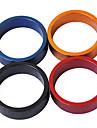 Bike Ring Gasket Cycling/Bike Red / Black / Blue / Golden Aluminium Alloy