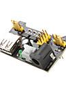 3,3 V a 5 V Module d\'alimentation pour Planche a pain MB102 (Noir)