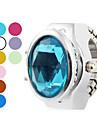 Women\'s Brilliant  Alloy Analog Quartz Ring Watch (Assorted Colors)