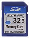 32기가바이트 고속 엘리트 프로 SD 메모리 카드