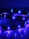 Waterproof 120cm 48-LED Blue LED Strip Light (12V)