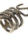 z&x® anillo de la forma de serpiente estilo de moda individualidad