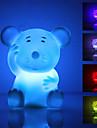 Lampara de Noche LED en Forma de Raton (3xLR44)