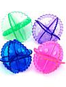 Bola colorida de lavandería Transparente