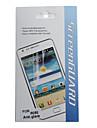 De protection Protecteur d\'ecran mat avec chiffon de nettoyage pour Samsung Galaxy I9250 Nexus
