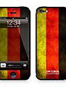 """Codigo Da Pele ™ para iPhone 4/4S: """"Alemanha"""" (Flags Series)"""