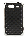 Starry Sky Pattern Hard Case with Rhinestone for HTC G13