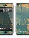 "Da Code ™ Skin for iPhone 4/4S: ""Sunrise (Marine)"" by Claude Monet (Masterpieces Series)"