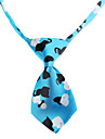 Lovely Cat Pattern Neck Tie for Pets Dogs Cats (Neck: 26-38cm)