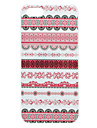 Lovely Flower Pattern Hard Case for iPhone 5/5S