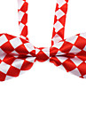 Chat / Chien Cravate/Noeud Papillon Rouge Vetements pour Chien Printemps/Automne Mariage