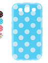 Stylish Dots Pattern Soft Case for Samsung Galaxy S3 I9300 (Assorted Colors)