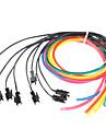 Декоративная неоновая лента для авто, длина - 1 м, ширина 2,3 мм