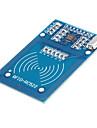 RFID-RC522 РФ IC Card Модуль датчика - синий + серебро