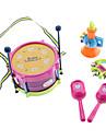 Drum, Rattle, Corne Pack pour enfants