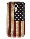 Retro Design The Old Glory Pattern Hard Case for Samsung Galaxy S4 Mini I9190