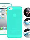Funda Protectora para iPhone 5/5S TPU Candy Color (Varios Colores)